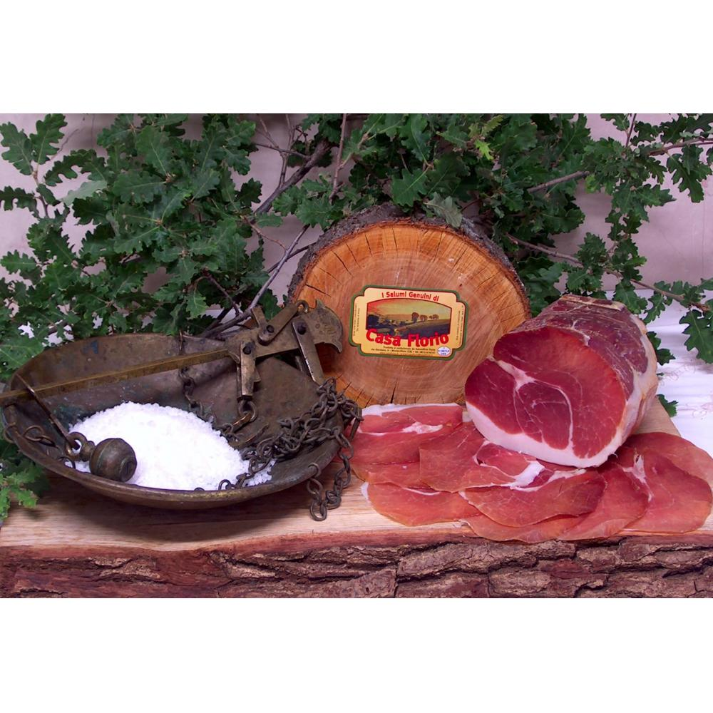 CULATELLO con cotenna 4Kg